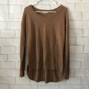 Madewell | crew neck knit sweater